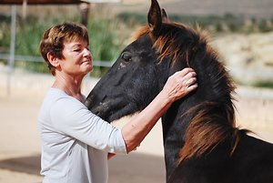 Mindfulness, Yoga and Equine Assisted Retreats in Malta. Annetehorse