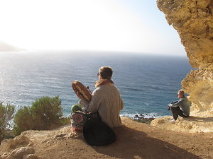 Mindfulness, Yoga and Equine Assisted Retreats in Malta. DorotaandSeba